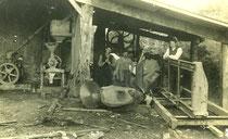 première scierie de 1925