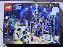 Lego Studios Set 1382 Frankensteins Labor