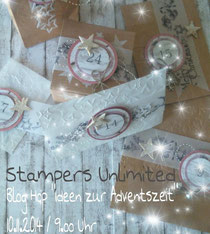 Stampers Unlimited - Blog Hop - Ideen zur Adventszeit