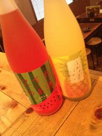 夏の果実酒、登場!