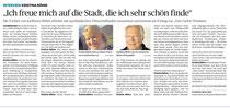 Schönes Interview mit Kristina Böhm.
