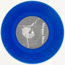 Erste Auflage in blauem Vinyl