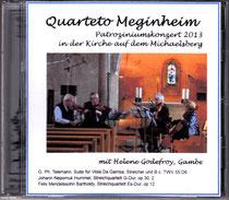 ein Mitschnitt des Konzerts zum Patrozinium 2013