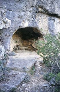 grotte Chuchy