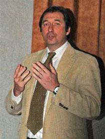 Pierre Jugy maire de Tourtour