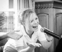 Felicita Weinberger oder auch Feli Sängerin bei den Jumpers