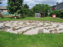 Labyrinth Marburg
