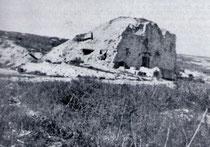 Wachhaus kurz nach dem Krieg