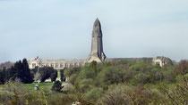 Verdun, Verdunbilder, Rene Reuter, Zentrales Schlachtfeld