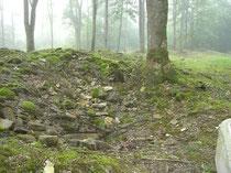 Mauerreste Bezonvaux
