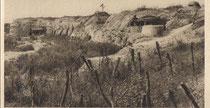 Postkarte Fort Douaumont