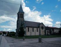 Kirche von Les Eparges