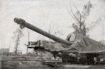 38cm - Langrohrgeschütz