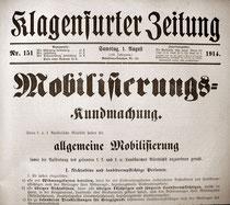 zur Originalrede von Kaiser Wilhelm II. am 06.08.1916 bitte Foto anklicken