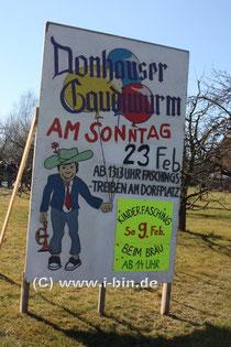 Faschingsumzug Tattenhausen 23.02.2014