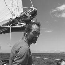 Christophe : le skipper
