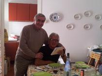 Gianni e il Presidente Roberto