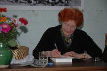 Catherine Paysan en dédicace
