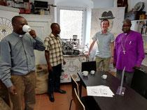 Uganda Kaffee Farmer