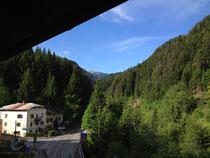 Ausblick Hotel Mondschein