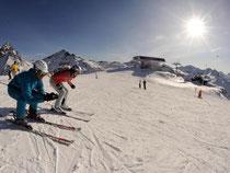 Wissen, wo Skifahren sich lohnt: Manche Skigebiete in Österreich sind deutlich teurer als andere. Foto: Felix Hörhager