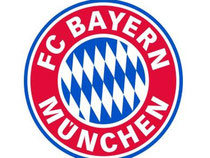 Das Logo des Fußball-Erstligisten FC Bayern München. Foto: