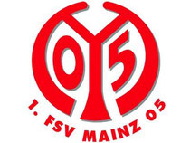 Das Logo des Fußball-Erstligisten FSV Mainz 05. Foto: