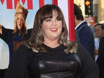 Melissa McCarthy bei der «Tammy»-Premiere in Los Angeles. Foto: Nina Prommer