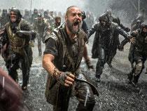 Russell Crowe erkennt als Noah den Ernst der Lage. Foto: Niko Tavernise/Paramount Pictures