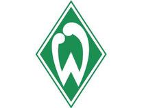Das Logo des Fußball-Erstligisten Werder Bremen. Foto: