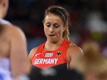 Kathrin Klaas wurde im letzten Durchgang noch von Rang drei verdrängt. Foto: Rainer Jensen