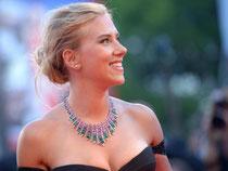 Scarlett Johansson lockt in die Kinos Nordamerika. Foto: Claudio Onorati