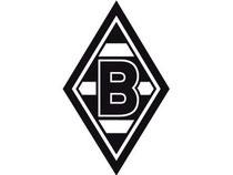 Das Logo des Fußball-Erstligisten Borussia Mönchengladbach. Foto:
