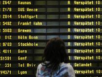 Bei vielen Streits über Entschädigungen für verspätete Flüge haben Airlines auch künftig gute Karten. Foto: Hannibal/Archiv