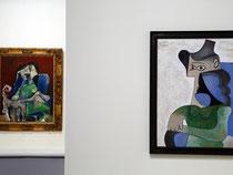 Monaco würdigt Picasso anlässlich seines 40. Todestags mit einer besonders hochkarätigen Ausstellung. Foto: JC Vinaj/ Forum Grimaldi