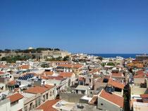 Rethymnon ist Kretas drittgrößte Stadt. Prägnant hat sich ihr venezianisches und osmanisches Erbe im Stadtbild erhalten. Foto: Daniela David