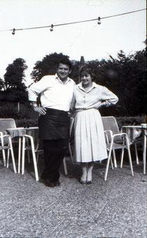 Clubwirth Edith und Kurt Reichert
