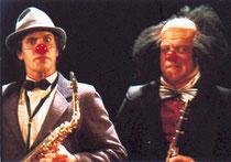 Gary Fox et Vulcano