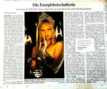 Neuer Zeitungsartikel Donaukurier ingoldtadt