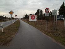 ...uns so 1 km weiter Lampertheim