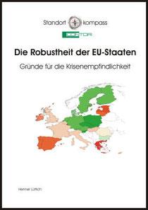 """Buch zur Studie """"Die Robustheit der EU-Staaten"""""""