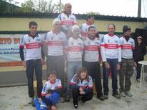 I CAMPIONI PROVINCIALI MTB 2009