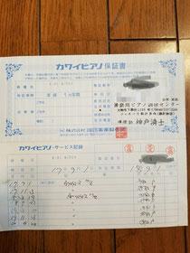 KAWAIさんのピアノ