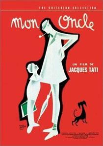 Affiche du film Mon Oncle (DR).