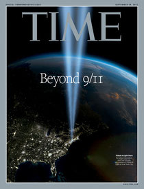 Couverture du Time Europe (septembre 2011 -DR)