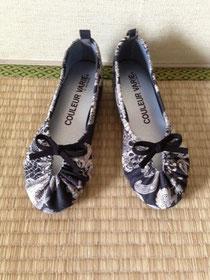 クロールバリエの靴