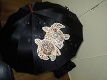 ウミガメ傘