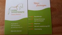 Pferde Physiotherapie Nadine Heidrich
