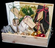 Cavallo Advendskalender Weihnachtsbox
