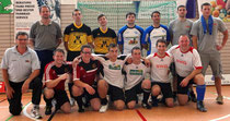 Aufstieg 2.Bundesliga Gruppenbild